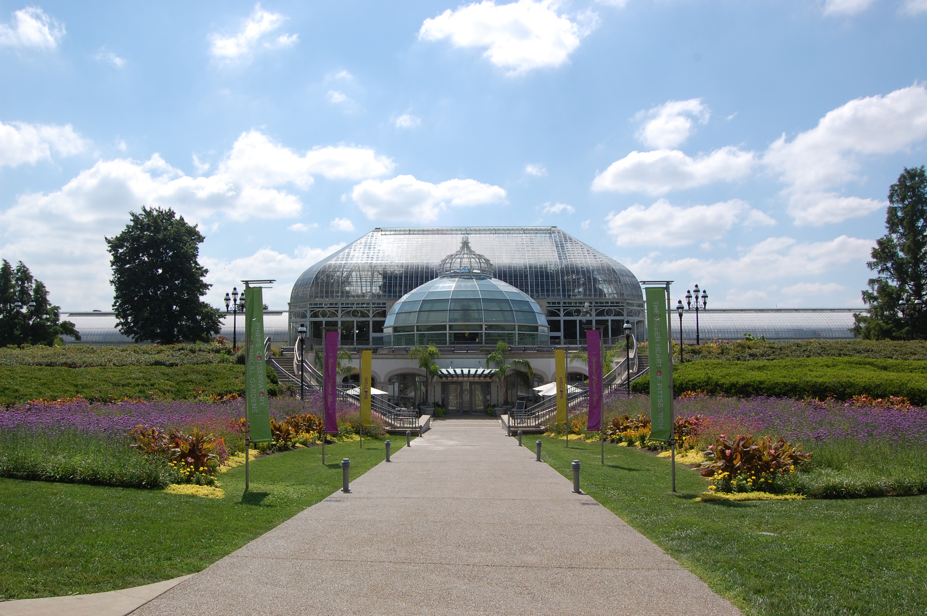 Phipps Conservatory And Botanical Gardens It 39 S About Argen Time