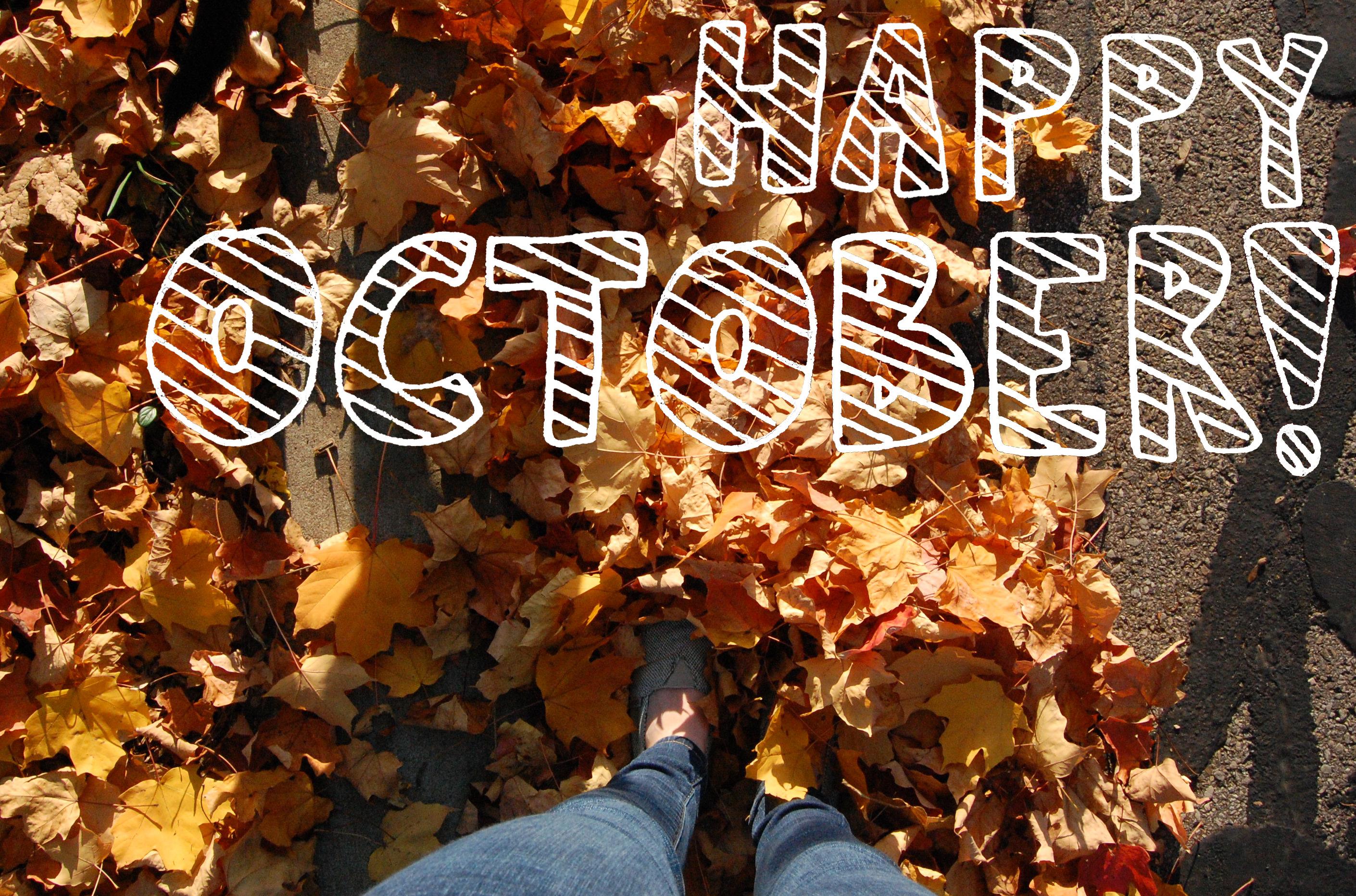 October - HD1600×1058