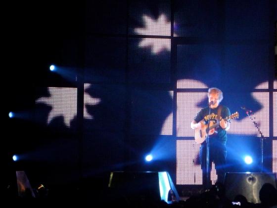 Ed Sheeran Stage AE 1