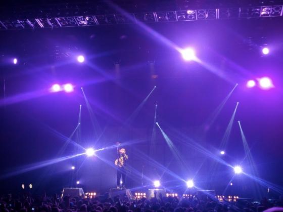 Ed Sheeran Stage AE 3