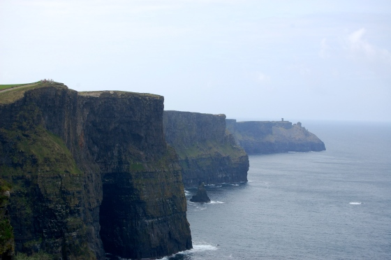 The Cliffs of Moher 1