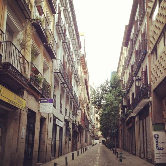 Way Hostel street