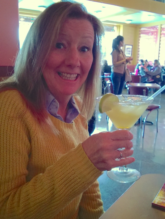 San Antonio, your margaritas are definitely a redeeming quality. My mom agrees.