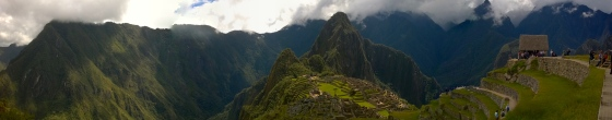 Seriously, though... Peru has some cool things to look at.