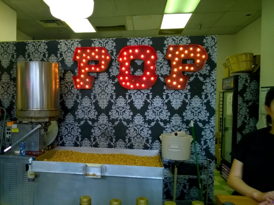 Pittsburgh popcorn: MUST have