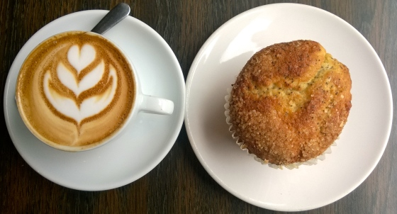 Trip planning over coffee and baked goods has to be one of life's greatest pleasures.
