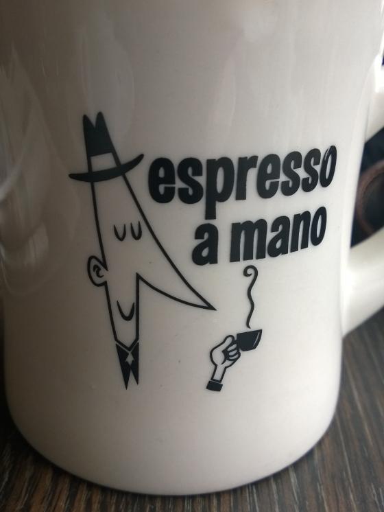 Bold coffee fuels bold ideas.