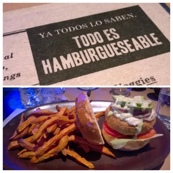 Best veggie burger I've ever eaten