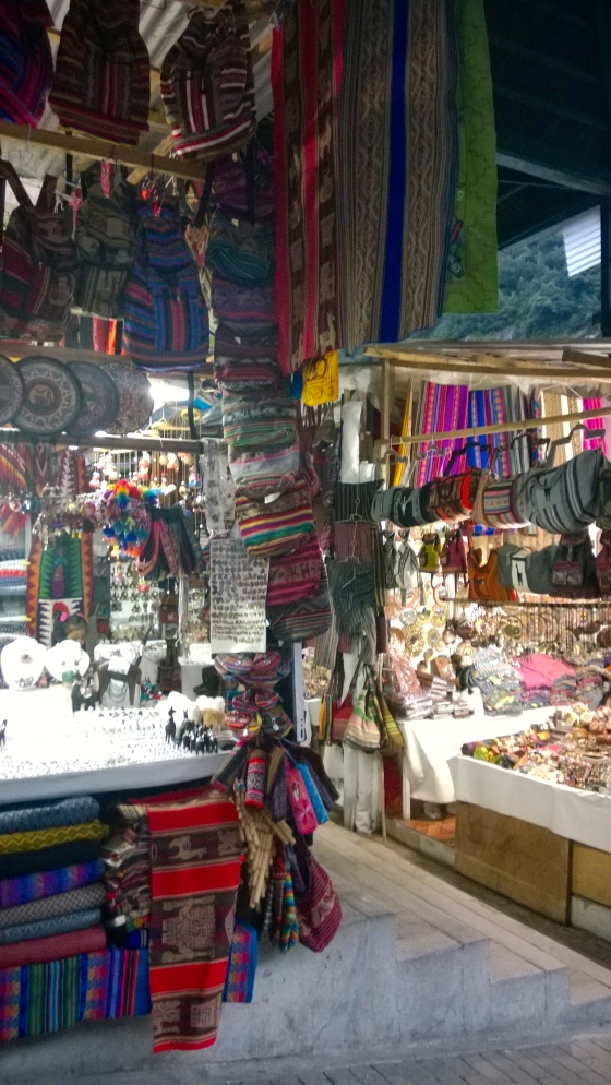 Explore all the little markets and stalls with souvenirs.